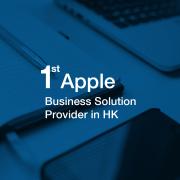 Legato - 1st Apple Business Solution Provider in Hong Kong